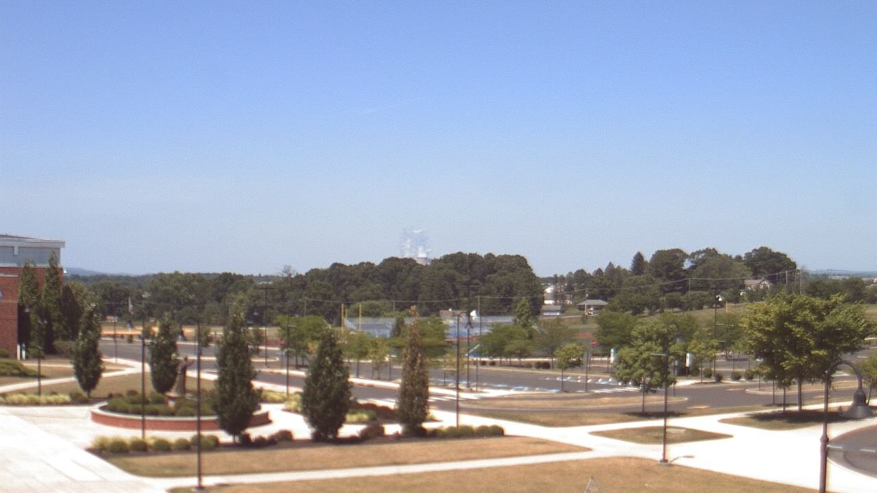Live Camera from Pope John Paull II HS, Royersford, PA 19468