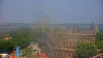 Live Camera from Cedar Point Park, Sandusky, OH