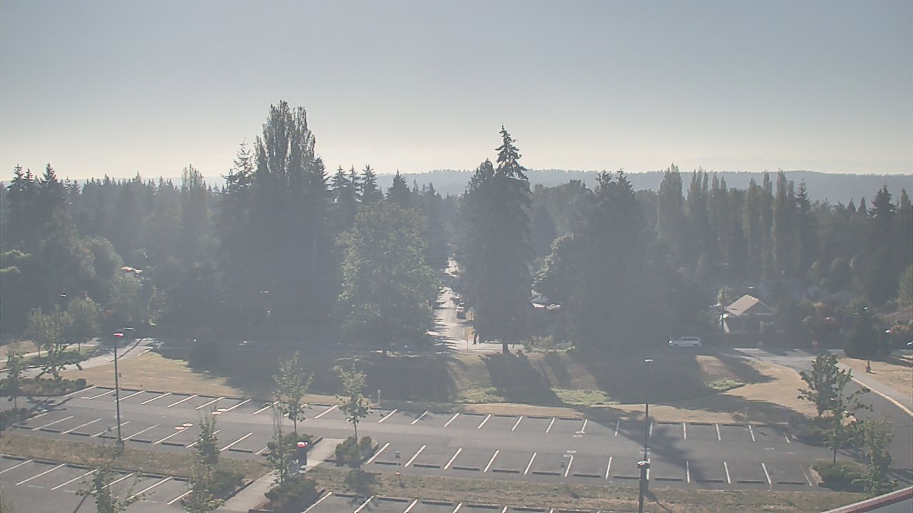Live Camera from Shorecrest HS, Seattle, WA 98155