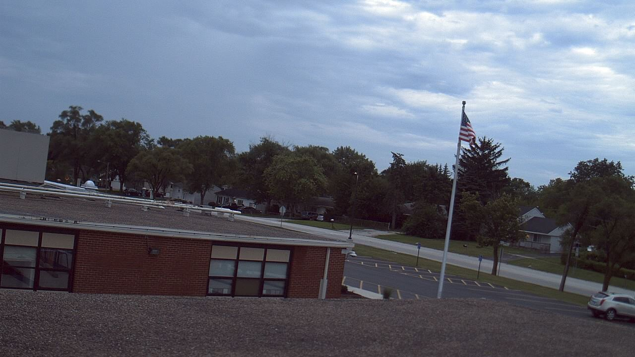Live Camera from Rickover JHS, Chicago Heights, IL 60411