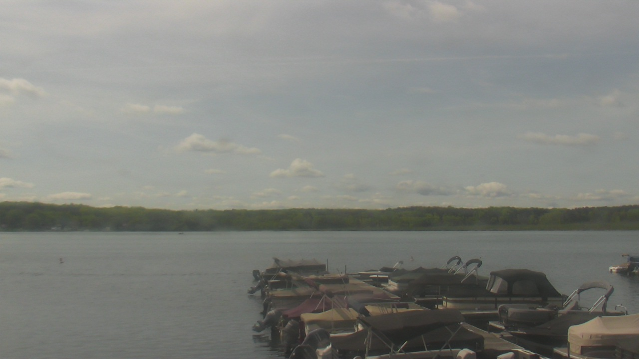 Live Camera from Silver Lake Marine, Silver Springs, NY 14550