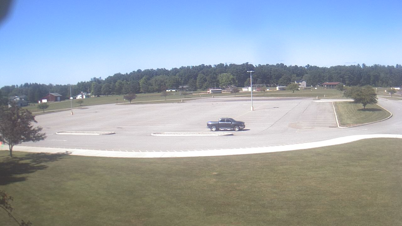 Live Camera from Cranberry HS, Seneca, PA 16346
