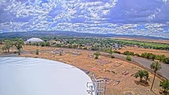 Live Camera from Round Valley HS, Springerville, AZ 85938