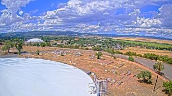 Live Camera from Round Valley HS, Springerville, AZ