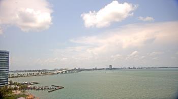 Live Camera from Van Wezel Performing Arts Hall, Sarasota, FL