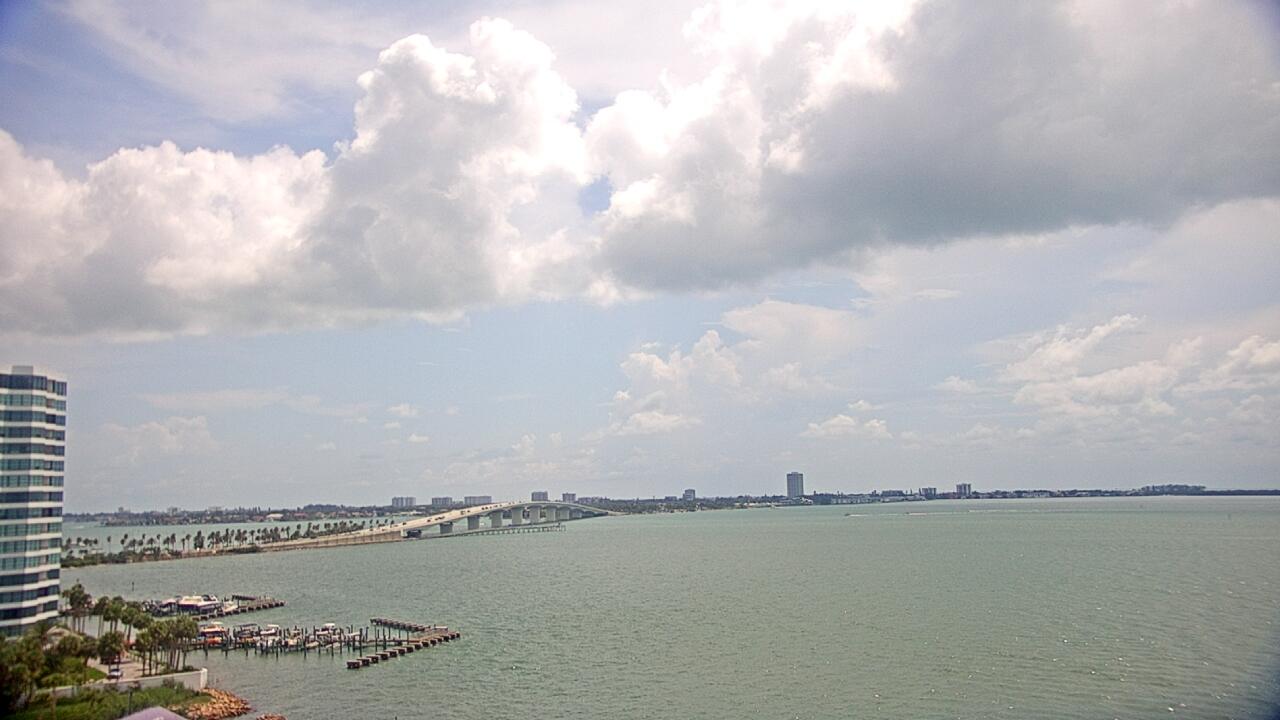 Camera from: Van Wezel Performing Arts Hall,  Sarasota,  FL