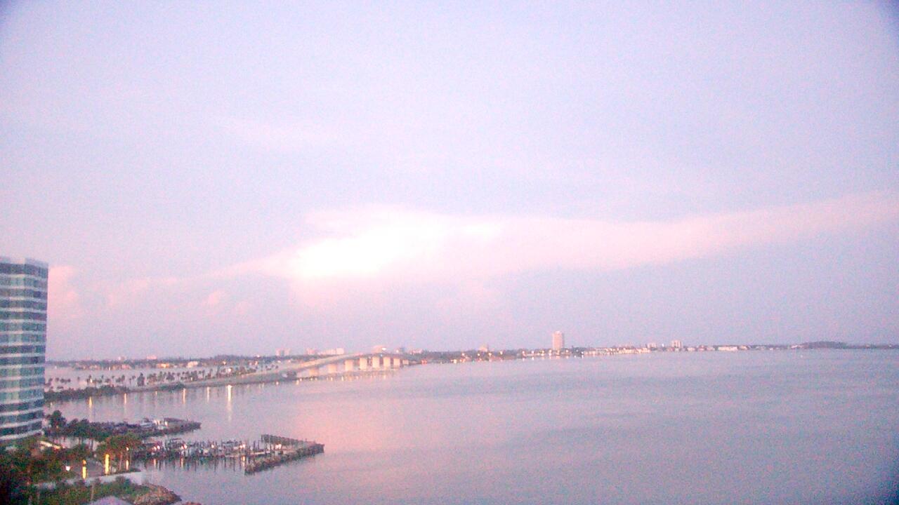 Live Camera from Van Wezel Performing Arts Hall, Sarasota, FL 34236
