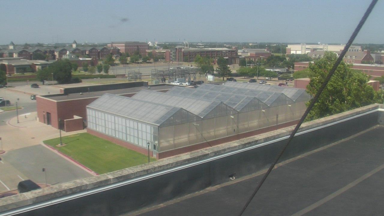 Live Camera from Oklahoma State University, Stillwater, OK 74078