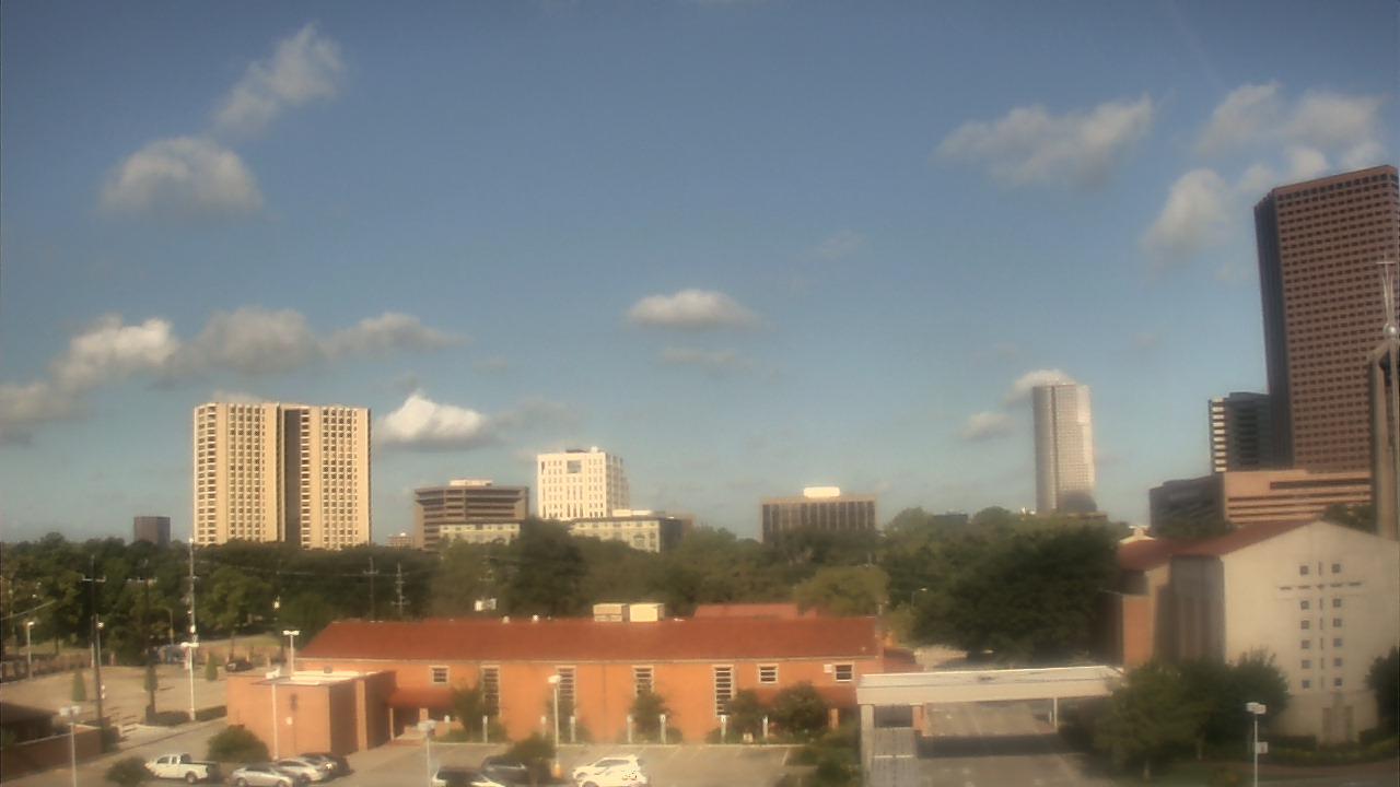 Live Camera from St Michael Catholic School, Houston, TX 77056