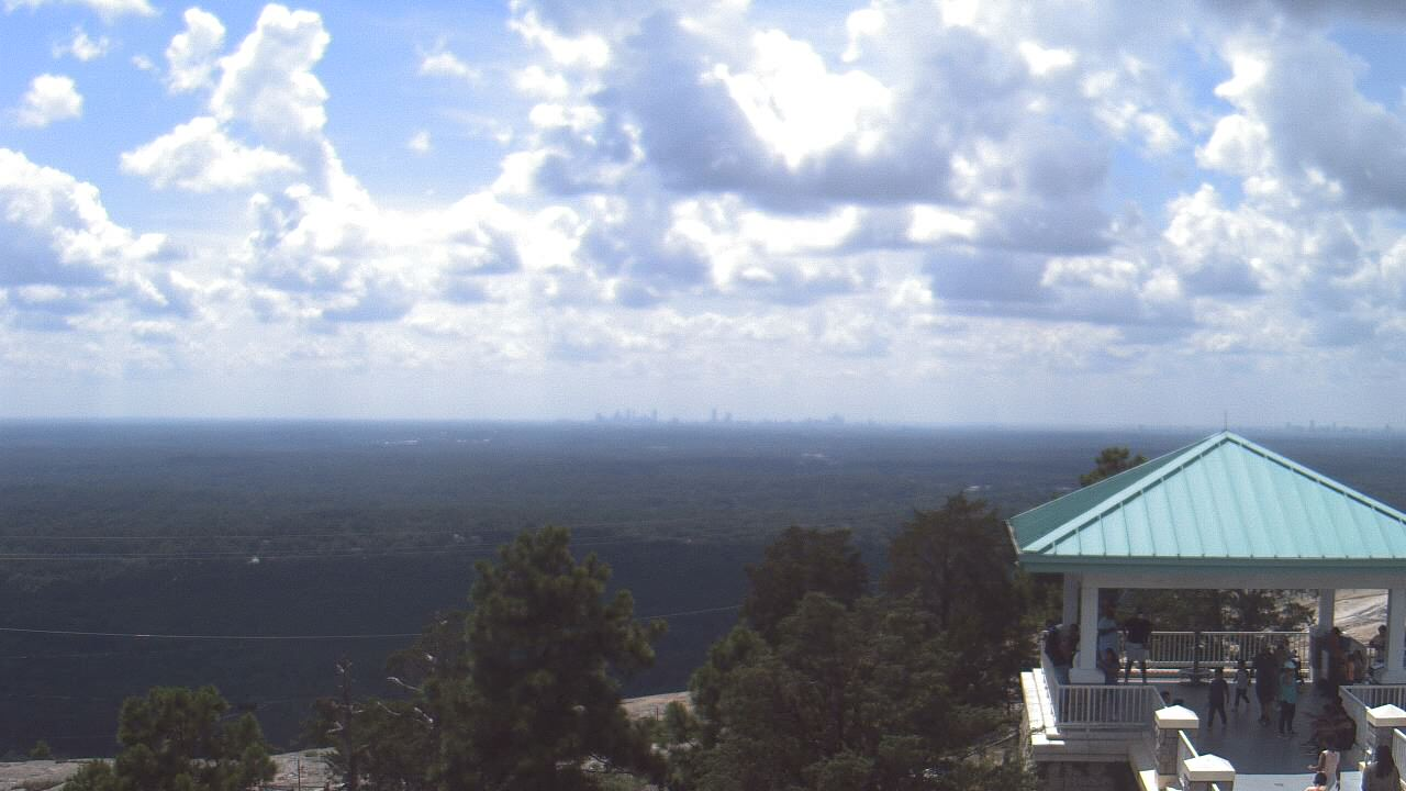 Live Camera from Top of Stone Mountain, Stone Mountain, GA 30083