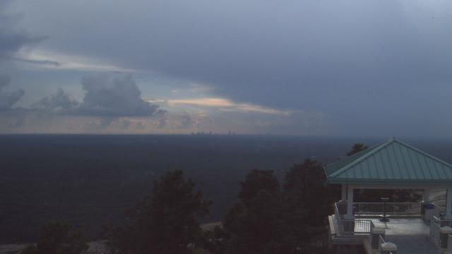 Top of Stone Mountain Webcam