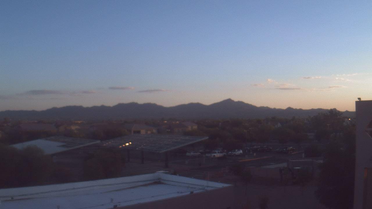 Live Camera from St Elizabeth Ann Seton School, Tucson, AZ 85742