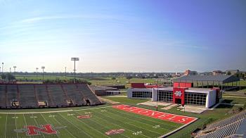 Live Camera from Nicholls State University, Thibodaux, LA 70301