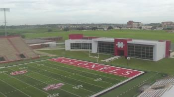 Live Camera from Nicholls State University, Thibodaux, LA