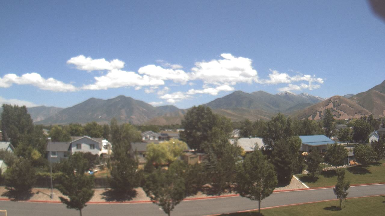 Live Camera from Blue Peak HS, Tooele, UT 84072
