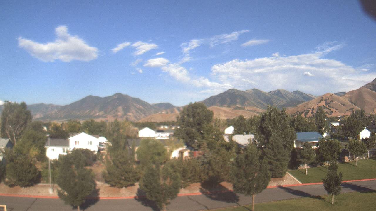 Live Camera from Blue Peak HS, Tooele, UT 84072