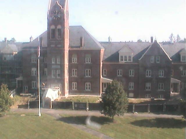 Live Camera from Tilton School, Tilton, NH 03276