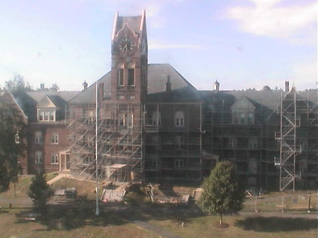 Live Camera from Tilton School, Tilton, NH 03276