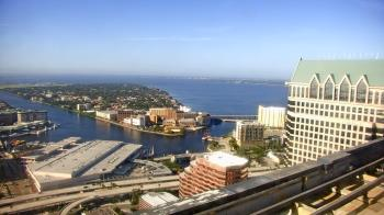 Live Camera from One Tampa City Center, Tampa, FL