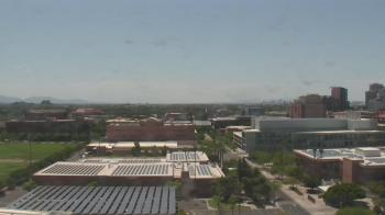 Live Camera from Arizona State University, Tempe, AZ