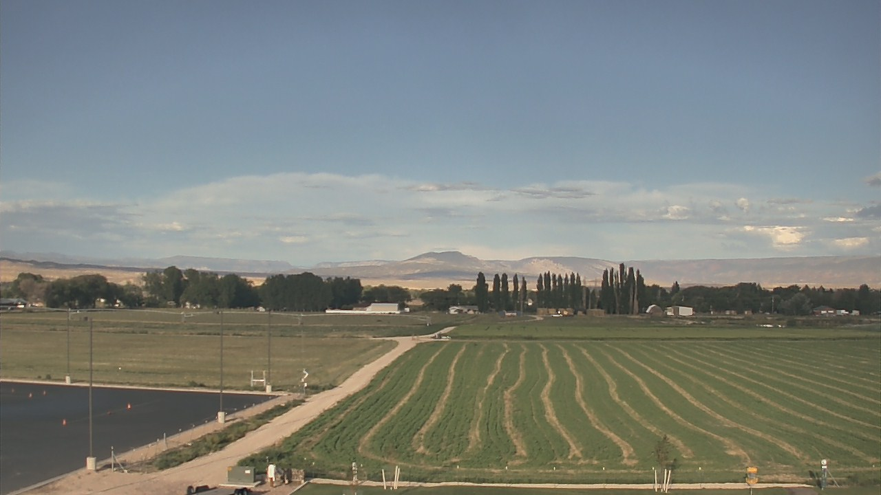Live Camera from Utah State Univ at Uintah Basin Campus, Vernal, UT 84708