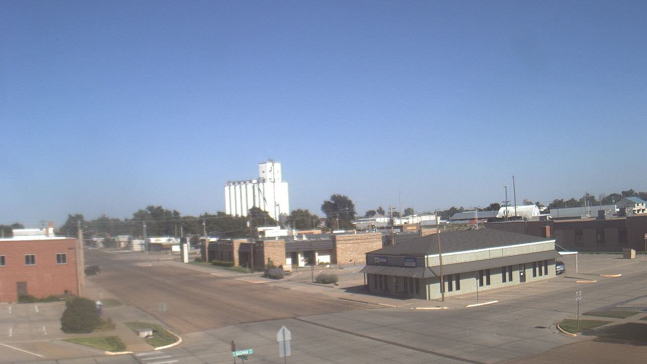 Live Camera from Joyce ES, Ulysses, KS 67880