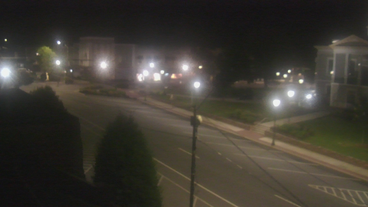 Live Camera from WBTV Morganton Bureau, Morganton, NC 28655