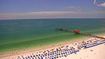 Live Camera from Wyndham Grand Clearwater Beach, Clearwater Beach, FL