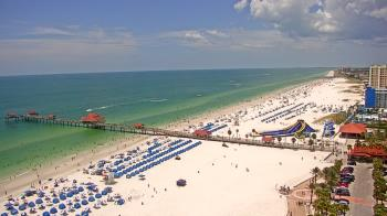 Live Camera from Wyndham Grand Clearwater Beach, Clearwater Beach, FL 33767