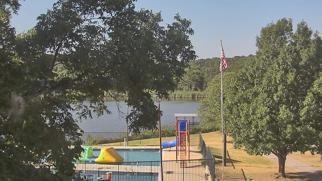 Live Camera from Camp Sweeney, Callisburg, TX 76240
