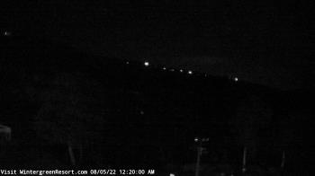 Live Camera from Wintergreen Mtn. at 3650 ft. elev., Nellysford, VA