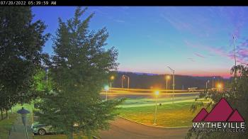 Live Camera from Wytheville CC, Wytheville, VA