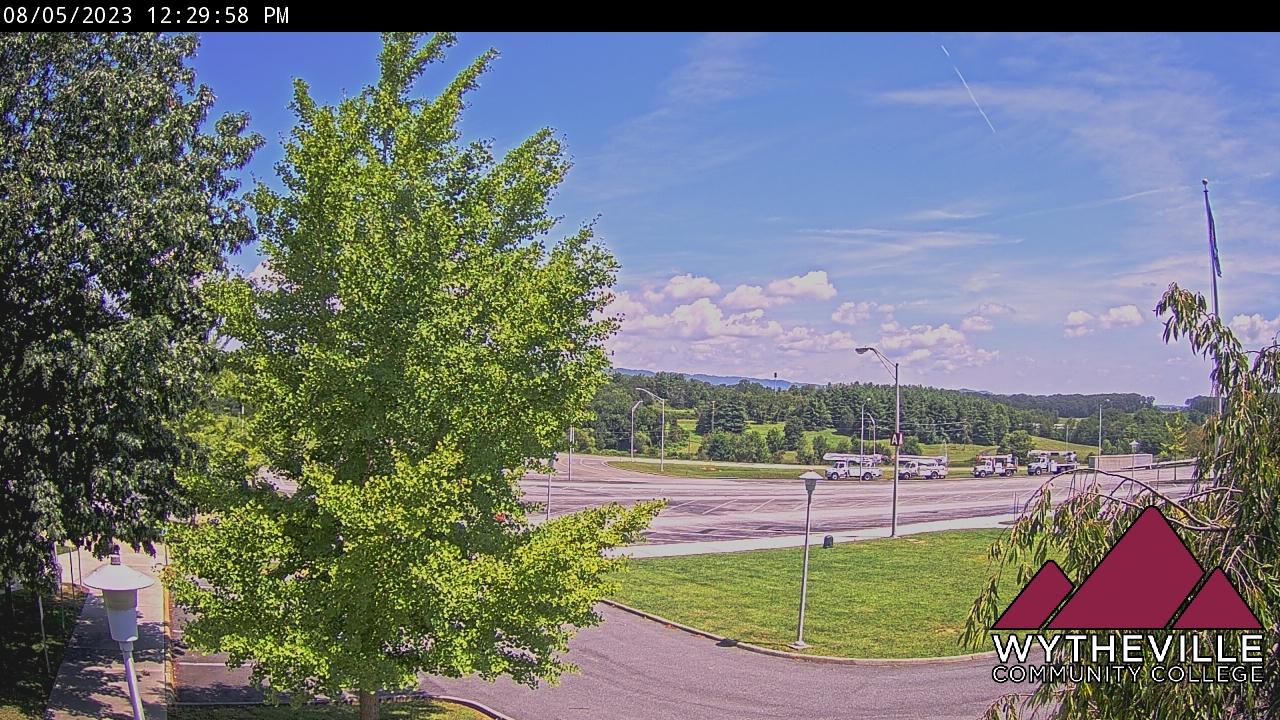Live Camera from Wytheville CC, Wytheville, VA 24382