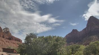 Live Camera from Zion Canyon Village, Springdale, UT