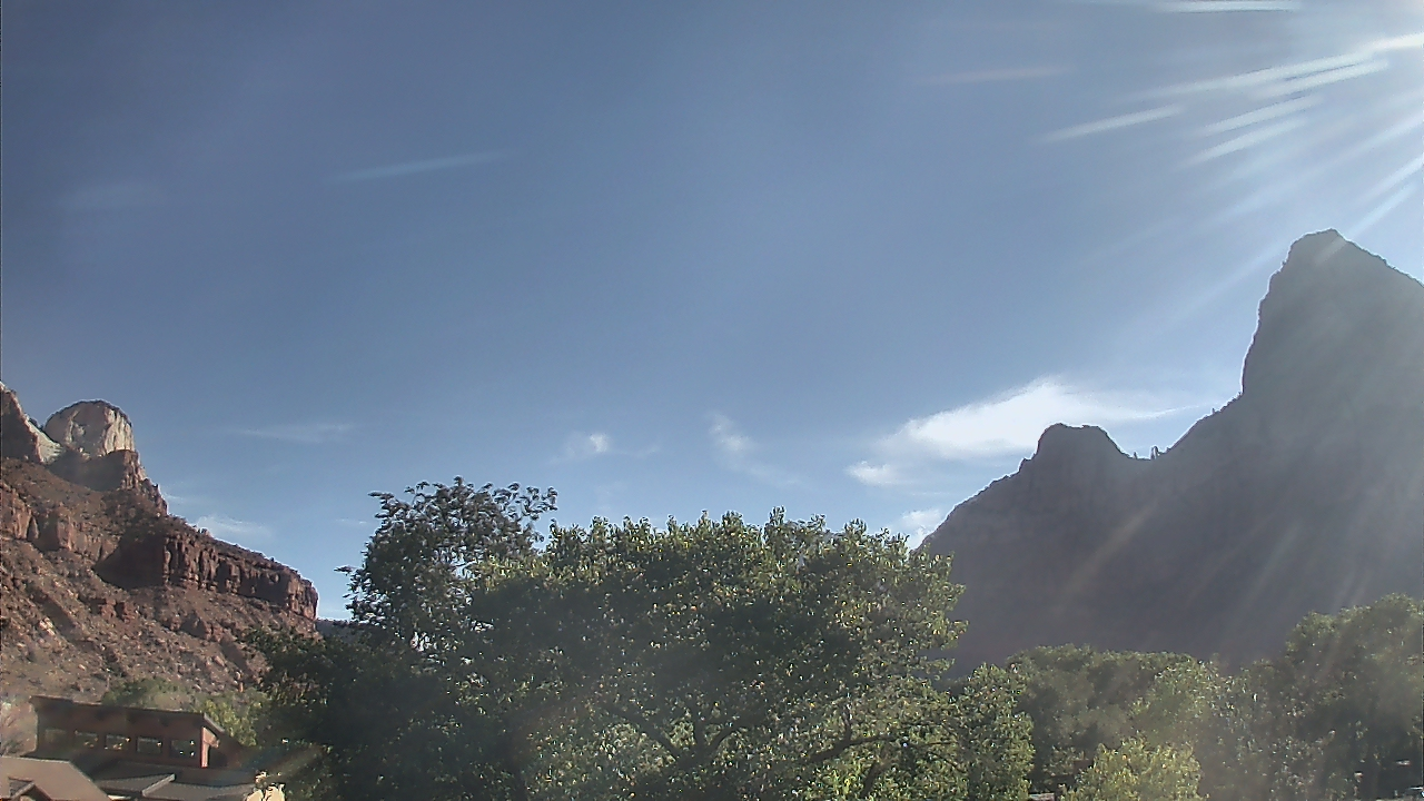 Watchman View Webcam - Springdale, UT