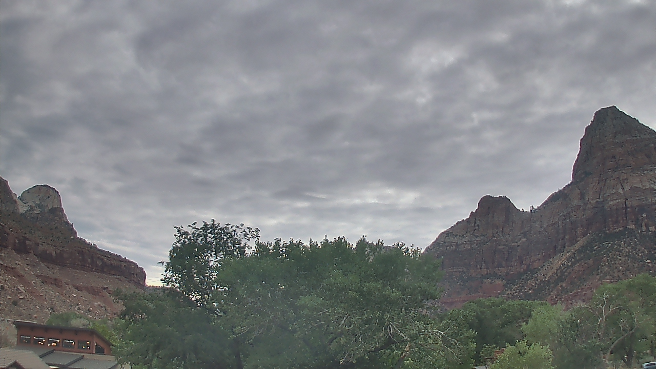 Webcam Springdale - Zion Canyon